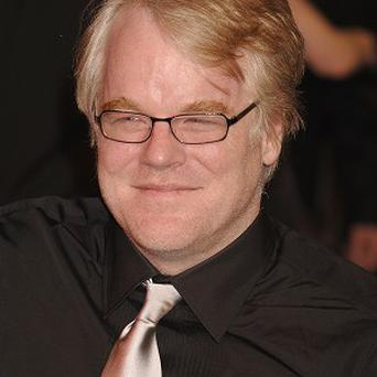 Philip Seymour Hoffman was honoured for his role in The Master