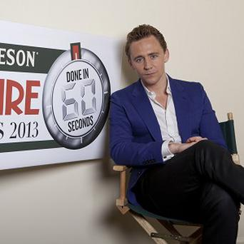 Tom Hiddleston is keen to try his hand at directing