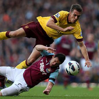 Arsenal are not expected to tackle West Ham on Boxing Day due to a tube strike