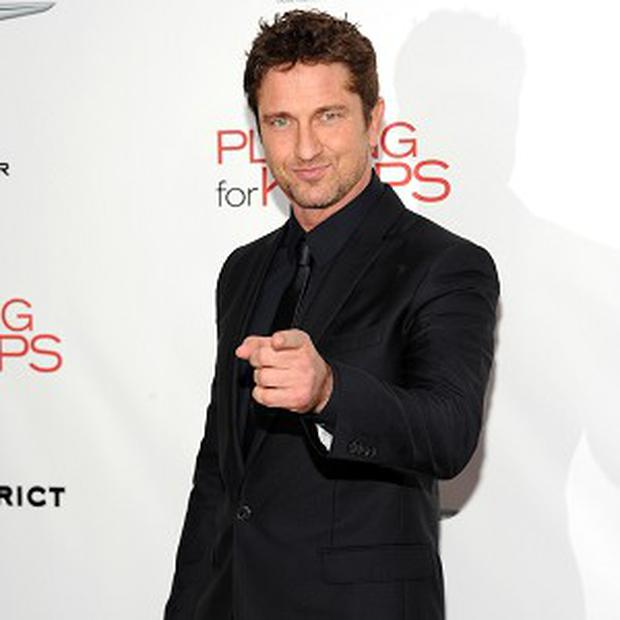 Gerard Butler could draw on his own childhood for help in his latest film role