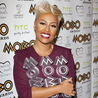 Emeli Sande's album looks to be heading back to number one
