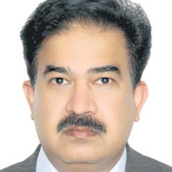 Dr Munir Alam: did not contest the charges