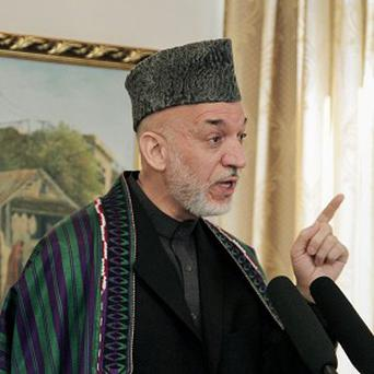 Afghan President Hamid Karzai has representatives at the meeting with the Taliban, political opposition and the Islamist Hezb-e-Islami militant group