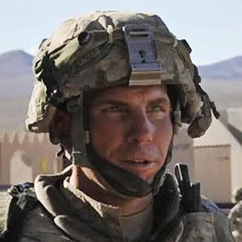 Staff Sgt Robert Bales is accused of killing 16 Afghan villagers (AP/DVIDS, Spc Ryan Hallock)