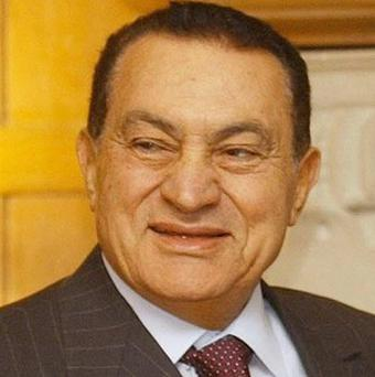 Hosni Mubarak has been transferred to a Cairo military hospital following a fall