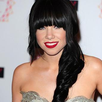 Carly Rae Jepsen has one of the top-selling singles of the year in the UK