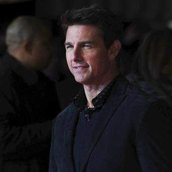 Tom Cruise hurt his foot filming Jack Reacher fight scenes