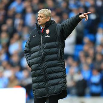 Arsene Wenger feels grateful at being given support from the Arsenal board
