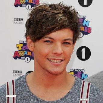 Louis Tomlinson and his bandmates are supporting an Alzheimer's charity