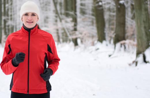 There are lots of ways to stay fit this Christmas. Photo: Thinkstock