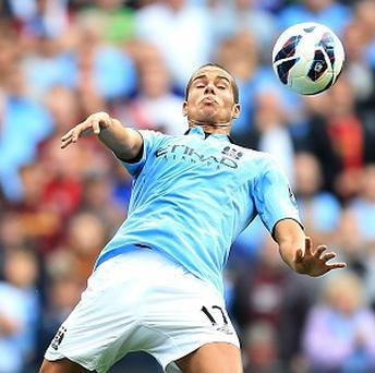 Jack Rodwell has made just six appearances for Manchester City