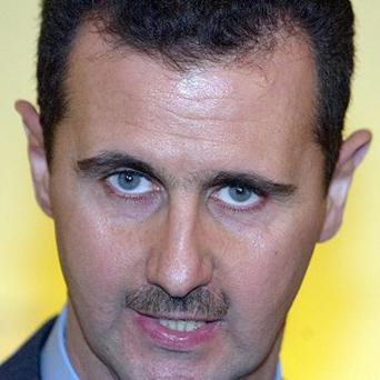 Syrian President Bashar Assad has been a long-time ally of Russia.