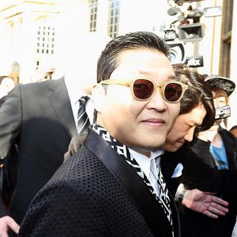 The title of South Korean pop star Psy's hit Gangnam Style has been named among Collins Dictionary's words of 2012