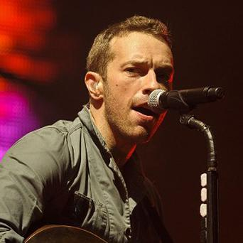 Chris Martin liked himself to the Grinch Who Stole Christmas.