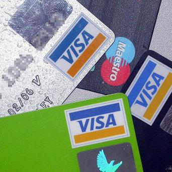 Figures show councils spent nearly 150 million pounds on credit cards over the past five years