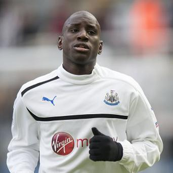Demba Ba has been linked with a move away from Newcastle