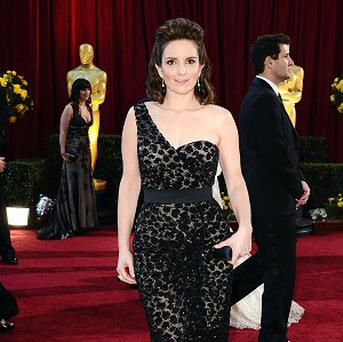 Tina Fey has wrapped the last ever episode of her hit comedy 30 Rock