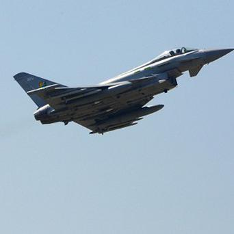Oman is to buy 12 Typhoon fighter jets