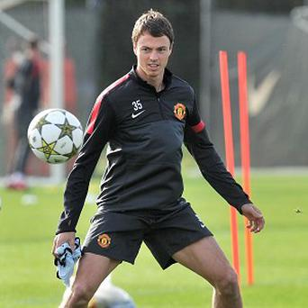 Jonny Evans has committed to Manchester United until 2016