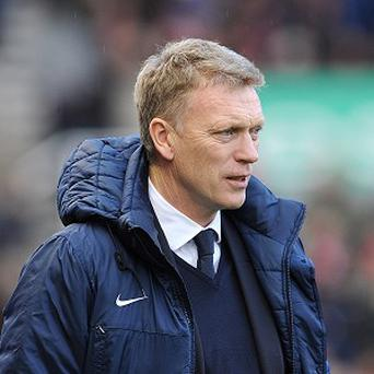 David Moyes wants referees to clamp down on 'grappling'