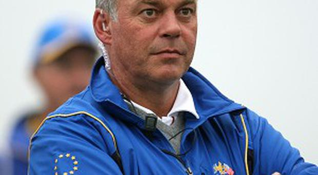 Darren Clarke is the bookies' favourite to be named the next captain of Europe