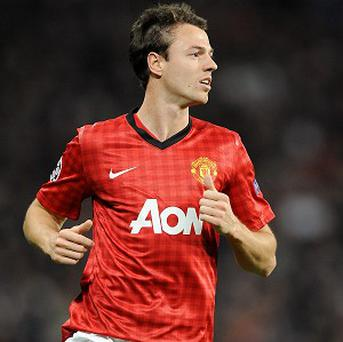Jonny Evans has signed a new deal at Manchester United