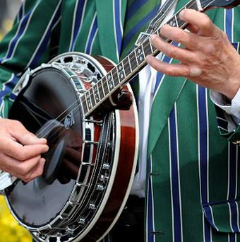 Admirers said the late Paddy Pecker Dunne mastered instruments including the banjo