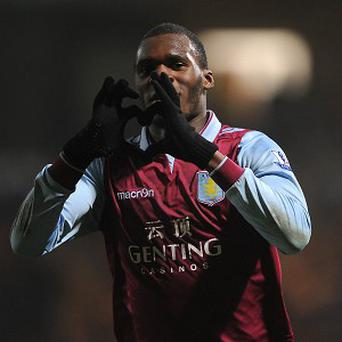 Christian Benteke signed for Aston Villa in the summer