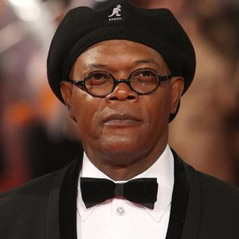 Samuel L Jackson isn't concerned about looking cool in films