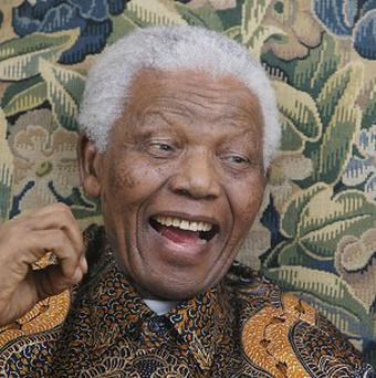 Nelson Mandela, 94, is expected to spend Christmas in hospital