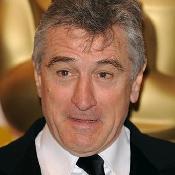 Robert De Niro has starred in violent films such as Raging Bull and Goodfellas