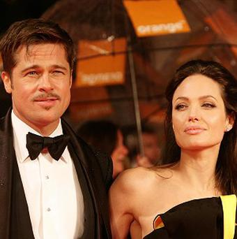 Brad Pitt and Angelina Jolie are reportedly spending Christmas in the US