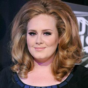Adele has proved a hit with karaoke fans