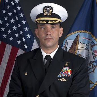 Navy SEAL Cdr Job Price died of a non-combat-related injury while supporting stability operations in Uruzgan, Afghanistan (AP/US Navy)