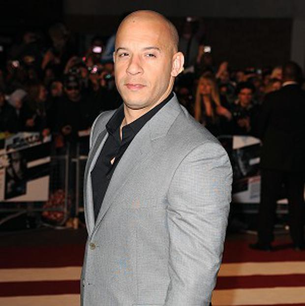 Vin Diesel has hinted that his dream of making a trilogy of Hannibal movies is to become a reality