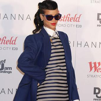 One male fan reportedly got a bit too close to Rihanna