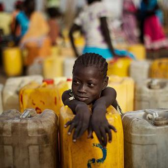 Oxfam are concerned that the public is becoming desensitised to images of hunger and suffering in Africa