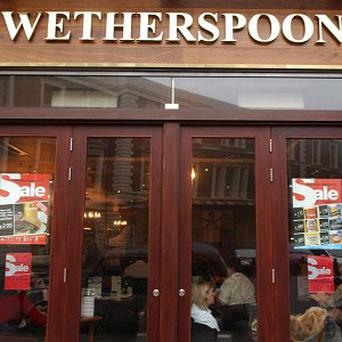 JD Wetherspoon sticking to its target of opening 30 to 50 pubs in Ireland