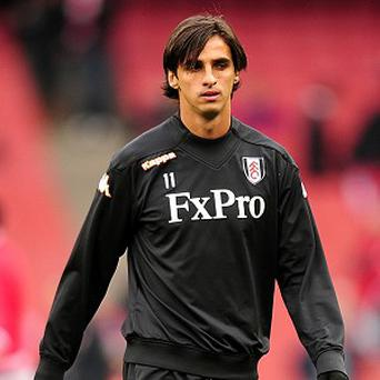 Bryan Ruiz is thrilled to be back in action for Fulham