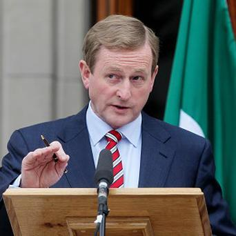 The Taoiseach said several referendums could be held on the same day