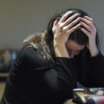 Victims of domestic violence have been urged to find the strength to move on