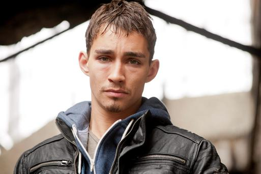 Love/Hate Series 3Robbie Sheehan as DarrenRTÉ One6 part series starts on Sunday November 11th