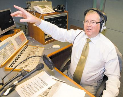 'Liveline' host Joe Duffy