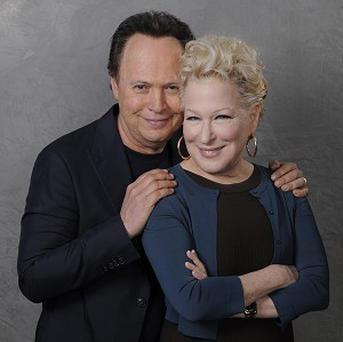 Billy Crystal and Bette Midler sing a duet in Parental Guidance