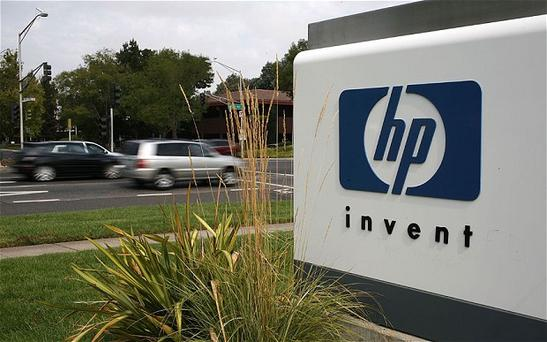 HP paid $11.1bn for Autonomy in August 2011. Photo: Getty Images
