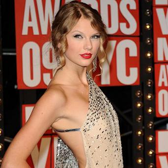 Taylor Swift has been named as the 'most charitable' celeb of 2012