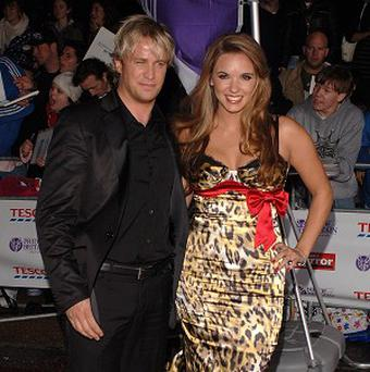 Kian Egan likes to cook for wife Jodi Albert