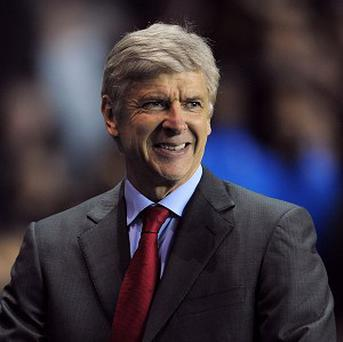 Arsene Wenger is pleased with Arsenal's short injury list at this time of the year