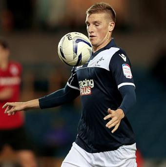 Chris Wood impressed during a fruitful loan spell with Millwall this season