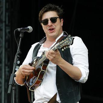Mumford And Sons haven't ruled out a move into electronic music for their next album